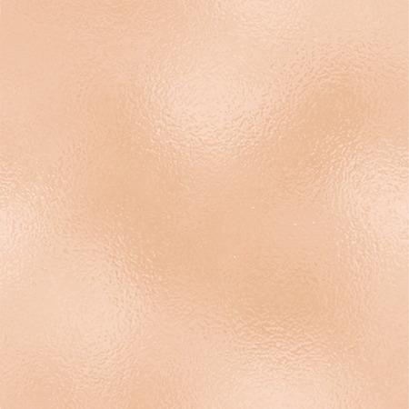 Metallic golden foil texture. Rose gold foil square vector background. Vintage golden texture swatch. Golden foil backdrop for elegant wedding invitation. Romantic gold wallpaper or banner template