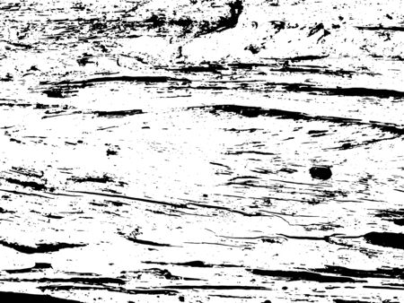 Grungy wooden texture vector on transparent background. Lumber board crack ornament. Wooden textured overlay for vintage effect. Weathered and rough surface with grit and noise. Timber texture