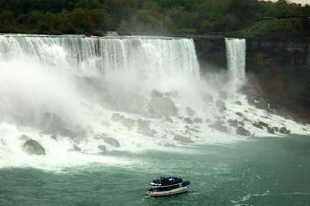 Niagara Falls Reklamní fotografie