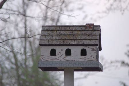 triplex: Triple Birdhouse