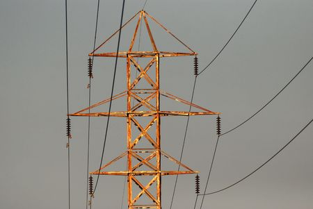 Electrical Transmission Lines and Tower