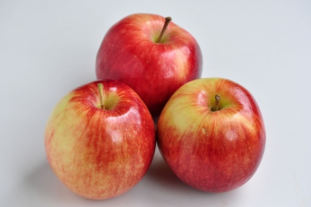 Three Empire Apples