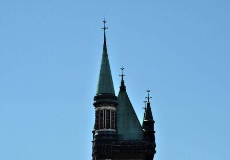 Church Steeple Reklamní fotografie