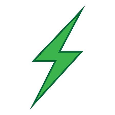 green power: green power icon