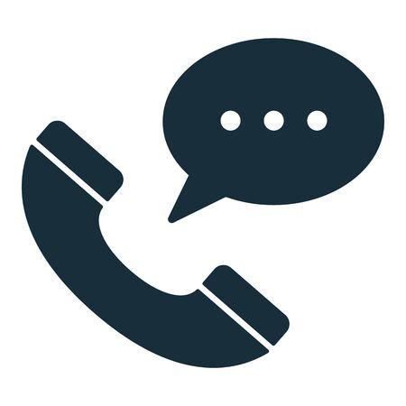 handset: handset speaking
