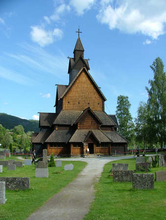 11th century: Ancient Norwegian church (11th century)