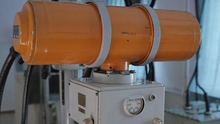 vintage x-ray machine