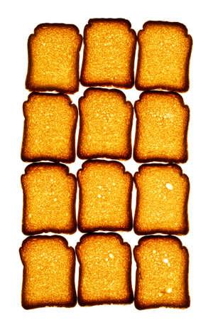 biscotte: Plan des Golden Rusk