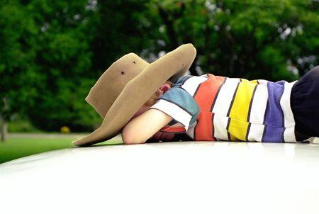 dow: SHY CHILD