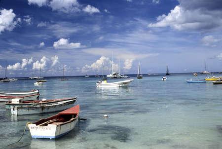LA RÉPUBLIQUE DOMINICAINE DOMINICAINE Banque d'images