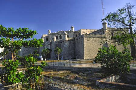 habana: THE CASTLE IN HABANA