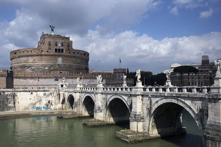 angelo: ROME, THE SAINT ANGELO CASTLE