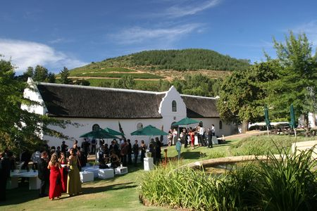 WINE ROUTE, SOUTH AFRICA Stock Photo - 935545