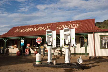 gauteng: PILGRIMS REST GAS STATION