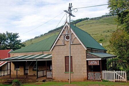 gauteng: PILGRIMS REST IN SOUTH AFRICA