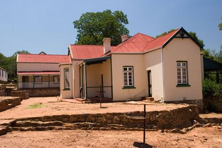 gauteng: TYPICAL HOUSE OF SOUTH AFRICA