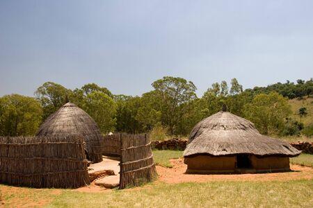 gauteng: HUT IN SOUTH AFRICA