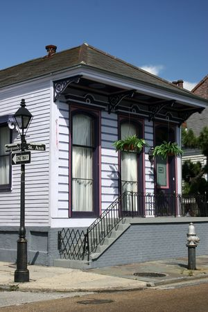 NEW ORLEANS - FRENCH DISTRICT
