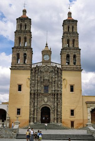 MEXIKO - DOLORES HIDALGO Standard-Bild
