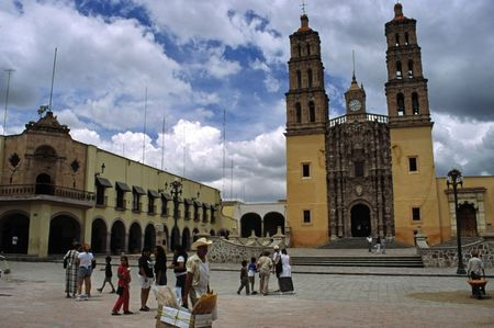 MEXICO - DOLORES HIDALGO Stock Photo