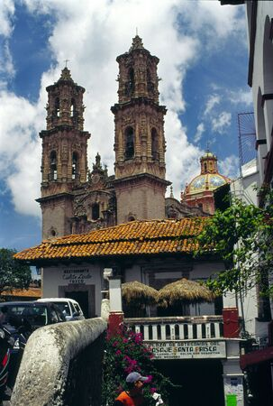 MEXIQUE, TAXCO