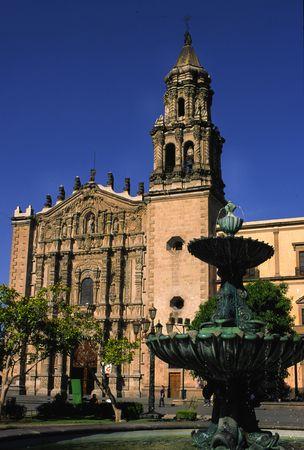 MEXIKO - SAN LUIS POTOSI