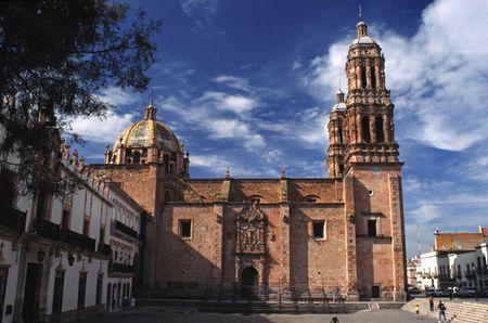 MEXIKO - ZACATECAS