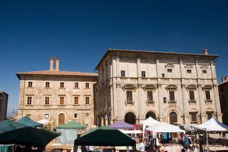 montepulciano: montepulciano city hall