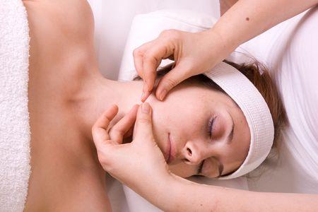Schönheitspflege  Standard-Bild