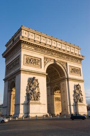 Paris  Standard-Bild