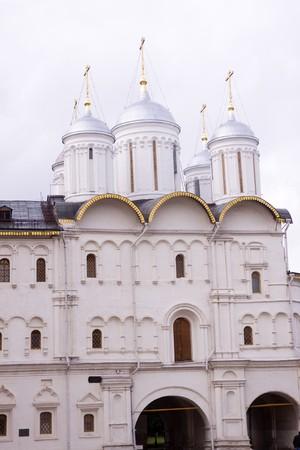basilic square inside kremlin photo