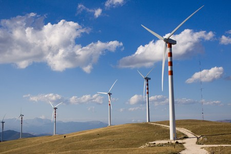 windy energy: wind power