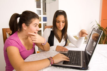 university text: students and computer