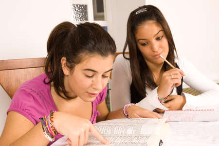 students Stock Photo - 8422278