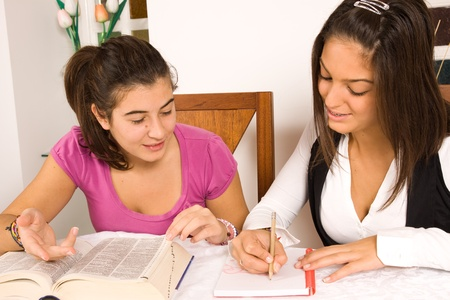 students Stock Photo - 8421946