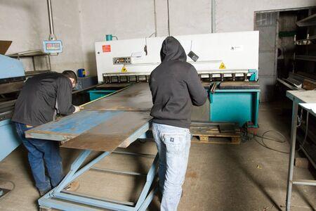 forging iron Stock Photo - 13353438