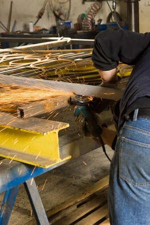 forging iron Stock Photo - 13353433