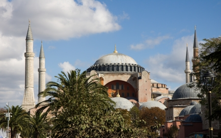 sofia: hagia sofia Stock Photo