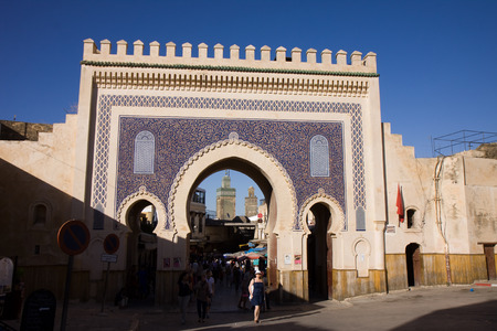 architectural heritage of the world: fez Editorial