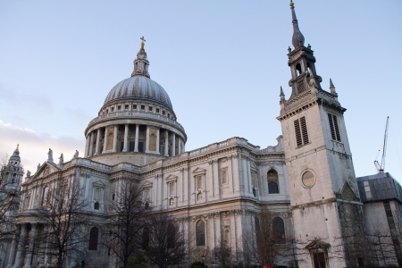 st paul cathedral photo