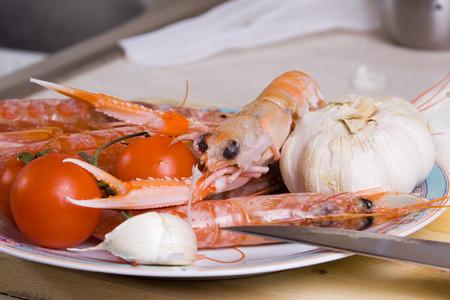 fish plate photo