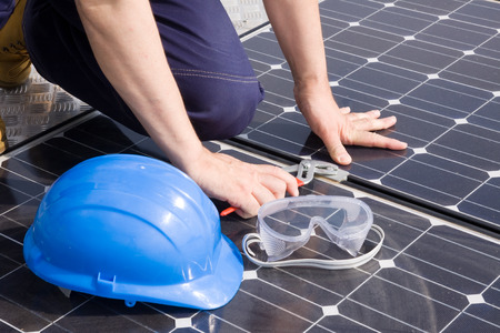 llave de sol: energía solar