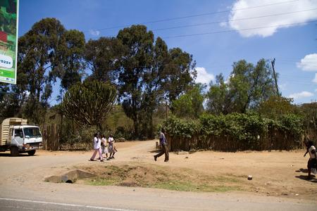 street photo of africa kenya