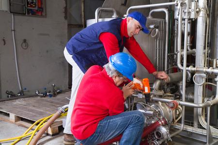 maintenance Standard-Bild