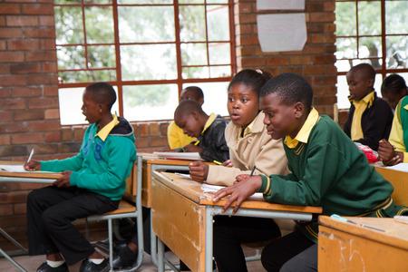 Afrikaanse scholen