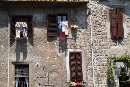 tuscia: villa lante town