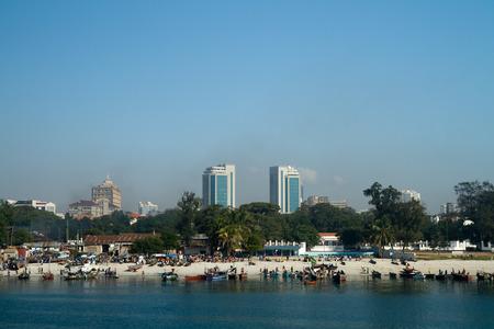 tanzania city view