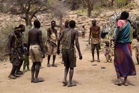 hunter gatherer: hadzabe tribe