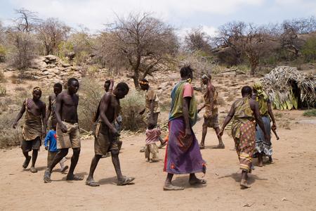 hunter gatherer: hadzabe tribe