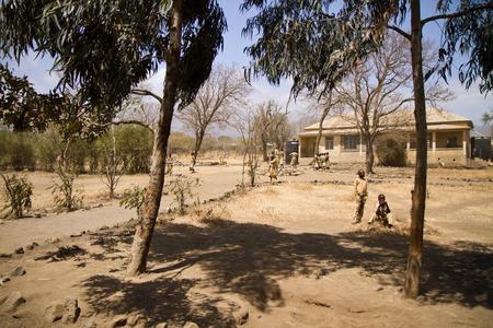 african warriors: oldonyo masai school